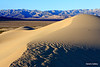 Sand dunes, Death Valley